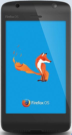 カFirefox OS