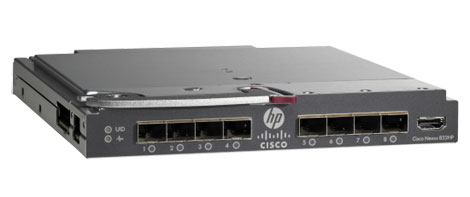 Hp cisco